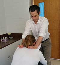 Onsite Chair Massage in Austin Texas